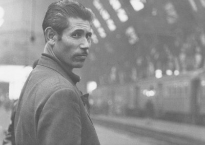 Milano Centrale 1963