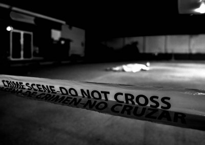 Crime Scene - Do Not Cross.