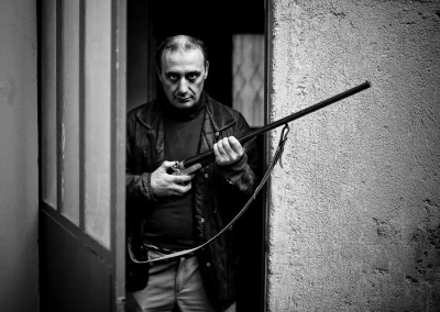 CLAUDIO RIZZINI – Armàti di paura
