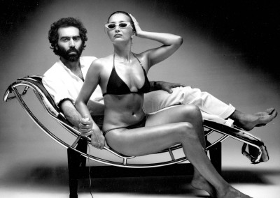 Gabriele-Basilico-e-Modella,-autoritratto,-1979